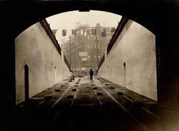 LONDON HOLBORN TRAMWAY UNDER KINGSWAY  RAILWAY CHEMIN DE FER 20* 15 CM Fonds Victor FORBIN 1864-1947 - Lugares