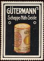 Gutach: Gütermanns Schappe - Näh - Seide Labora - Seide Reklamemarke - Erinofilia