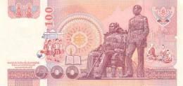 THAILAND P. 113 100 B 2004 UNC (s. 74) - Thailand