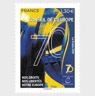 Frankrijk / France - Postfris / MNH - 70 Jaar Europese Raad 2019 - Ongebruikt