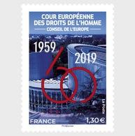 Frankrijk / France - Postfris / MNH - 70 Jaar Europese Raad, Mensenrechten 2019 - Ongebruikt