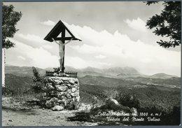 °°° Cartolina N. 79 Collalto Sabino Veduta Del Monte Velino Nuova °°° - Rieti