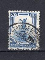 MEXICO Yt. 509° Gestempeld 1934-1936 - Mexique