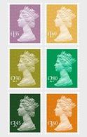 Groot-Brittannië / Great Britain - Postfris / MNH - Complete Set Koningin Elizabeth 2019 - Ongebruikt