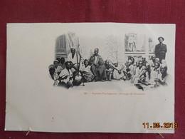 CPA - Guinée Portuguaise -: Groupe De Foulahs - Guinea Bissau