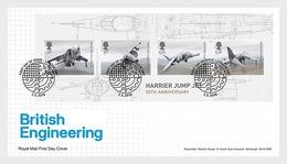 Groot-Brittannië / Great Britain - Postfris / MNH - FDC Sheet Brits Ingenieursschap 2019 - Ongebruikt