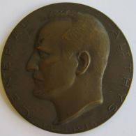 M05325  COMPAGNIE DU CHEMINS DE FER DU CONGO - GENERAL THYS -1887 - Son Profil  (70g) - Professionnels / De Société
