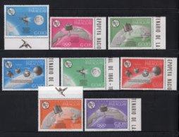 PARAGUAY Mi. 1471/1478 MH* 1965 - Paraguay
