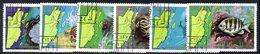 CI1172 - BELIZE 1982 , Serie Yvert N. 603/608 Usata (2380A) Indipendenza - Belize (1973-...)