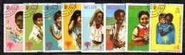 CI1173 - BELIZE 1980 , Serie Yvert N. 472/479 Usata (2380A) - Belize (1973-...)