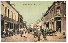 Henin-Lietard- Rue De L Abbaye,Lecaille-Galland - Henin-Beaumont