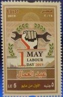 Egypt Labour Day Unused MNH [2019] (Egypte) (Egitto) (Ägypten) (Egipto) (Egypten) - Egipto