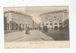 ONEGLIA 10452 PIAZZA MARIA CRISTINA 1903 - Imperia