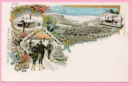 Postcard - Murzzuschlag, Austria - Austria