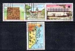 CI1183 - BELIZE 1983 , Serie Yvert N. 631/634 Usata (2380A) - Belize (1973-...)