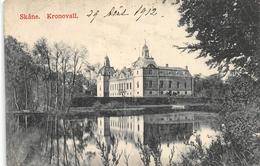 Skåne Kronovall  Danmark 1912 - Danemark