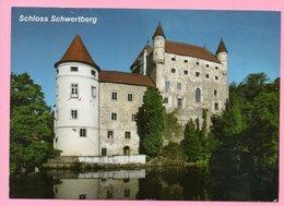 Postcard - Schloss Schwertberg, 2017., Austria - Österreich