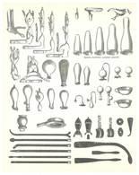 Feuille D'imprimeur ( A. Waton, Saint Etienne ) Illustrée De Dessins (modèles En-tête De Factures ), Matériel Médical .. - Invoices & Commercial Documents