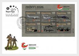 Hongarije / Hungary - Postfris / MNH - FDC Sheet Legerontwikkeling 2019 - Ongebruikt