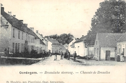 Brusselse Steenweg Oordegem - Lede