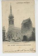 LA BRETAGNE PITTORESQUE - N° 1859 - SAINT CAST LE GUILDO - L'Ancienne Et La Nouvelle Eglise - Saint-Cast-le-Guildo