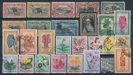 BELGISCH-KONGO - Selectie Nr 265 - Gestempeld/oblitéré - Collections