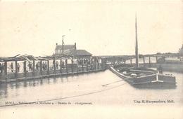 Sablières La Molloise Bassin De Chargement Mol - Mol