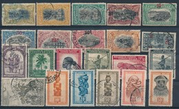BELGISCH-KONGO - Selectie Nr 272 - Gestempeld/oblitéré - Collections