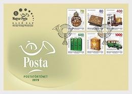 Hongarije / Hungary - Postfris / MNH - FDC Postgeschiedenis 2019 - Hongarije