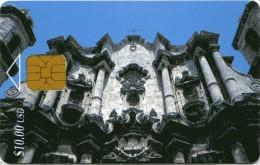CUBA 6 Cathedral - Cuba