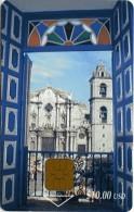 CUBA 7 Cathedral - Cuba