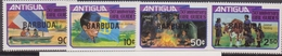 Antigua & Barbuda - Scout Set - Antigua E Barbuda (1981-...)
