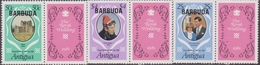Antigua & Barbuda - Diana Set MNH - Antigua And Barbuda (1981-...)