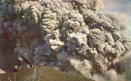 Costa Rica - Volcàn Irazù En Erupcion - Costa Rica