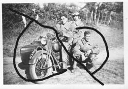 Armée Française 1939 1945 Moto (2) - Krieg, Militär