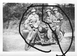 Armée Française 1939 1945 Moto (3) - Krieg, Militär
