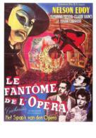 [MD3299] CPM - RIPRODUZIONE - CINEMA - THE PHANTOM OF THE OPERA - ARTUR LUBIN - Non Viaggiata - Manifesti Su Carta