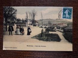 L11/200 Montereau. Quai Des Graviers - Montereau
