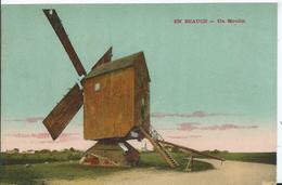 EN BEAUCE - Un Moulin - France