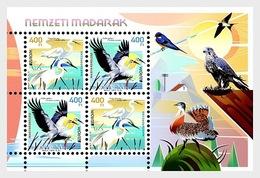 Hongarije / Hungary - Postfris / MNH - Sheet Europa, Vogels 2019 - Ongebruikt