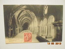 Luxeuil. Interieur Du Cloitre. Weick Postmarked 1906. - Luxeuil Les Bains