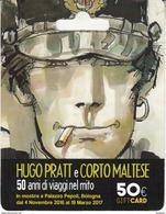 Gift Card Italy Mondadori Corto Maltese - Gift Cards