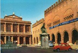 Rimini - Piazza Cavour - WW Maggiolino - Nv - Rimini