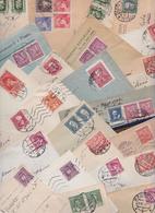 TCHECOSLOVAQUIE CZECHOSLOVAKIA CESKOSLOVENSKO - Lot De 267 Enveloppes Timbrées Avant 1950 Lettres Timbres Covers Stamps - Collections, Lots & Series