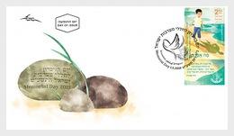 Israël / Israel - Postfris / MNH - FDC Memorial Day 2019 - Ongebruikt (met Tabs)