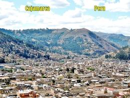 Cajamarca Peru - Peru
