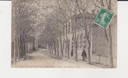34.ST Martin De Londres.Ecole Des Filles. - France