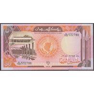 TWN - SUDAN 48 - 50 Pounds 1991 Series G/162 UNC - Sudan