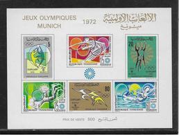 Tunisie Bloc Feuillet N°7 - Non Dentelé - Neuf ** Sans Charnière - TB - Tunisie (1956-...)