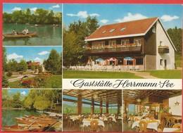 Büchenbronn über Pforzheim, Gaststätte Zum Herrmann-See - Pforzheim